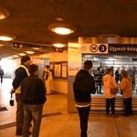 Máris hibát filmeztek a 3-as metró frissen átadott szakaszán