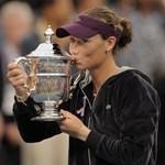 Női tenisz-világranglista: nincs változás az élen, Arn Gréta a 66.