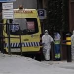 Ötszáznál is többen haltak meg Spanyolországban a vírus miatt