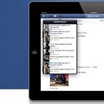 Itt a hivatalos Facebook alkalmazás iPadre is! [galériával]