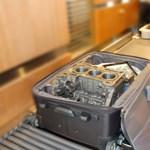 """Bőröndben """"csempészték"""" a Ford legújabb motorját - fotó"""