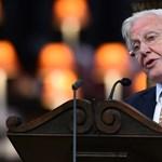 David Attenborough: Az elmúlt évezredek legnagyobb veszélye a klímaváltozás