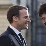 Fotók: Áder Macronnal pózolt Párizsban