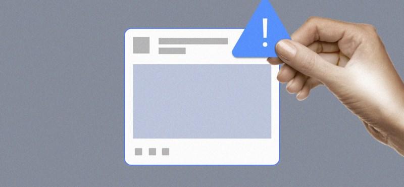 Kamu üzenet terjed a Facebookon, ne dőljön be neki