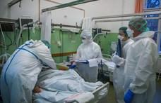 Koronavírus: elhunyt újabb 115 beteg