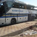 Párna és ruhák maradtak az egyiptomi tragédia helyszínén