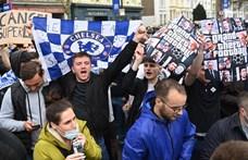 A futballszurkolók lázadása elsöpörte a milliárdos Szuperliga ötletét
