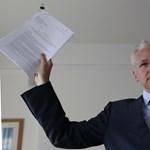 Kiadják a WikiLeaks alapítóját Svédországnak