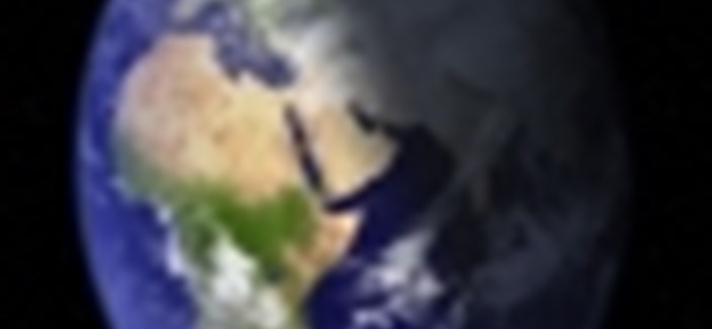 Virtuális bolygókép az asztalon