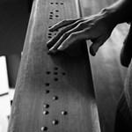 Braille-írással készült szakácskönyv vakoknak Lengyelországban
