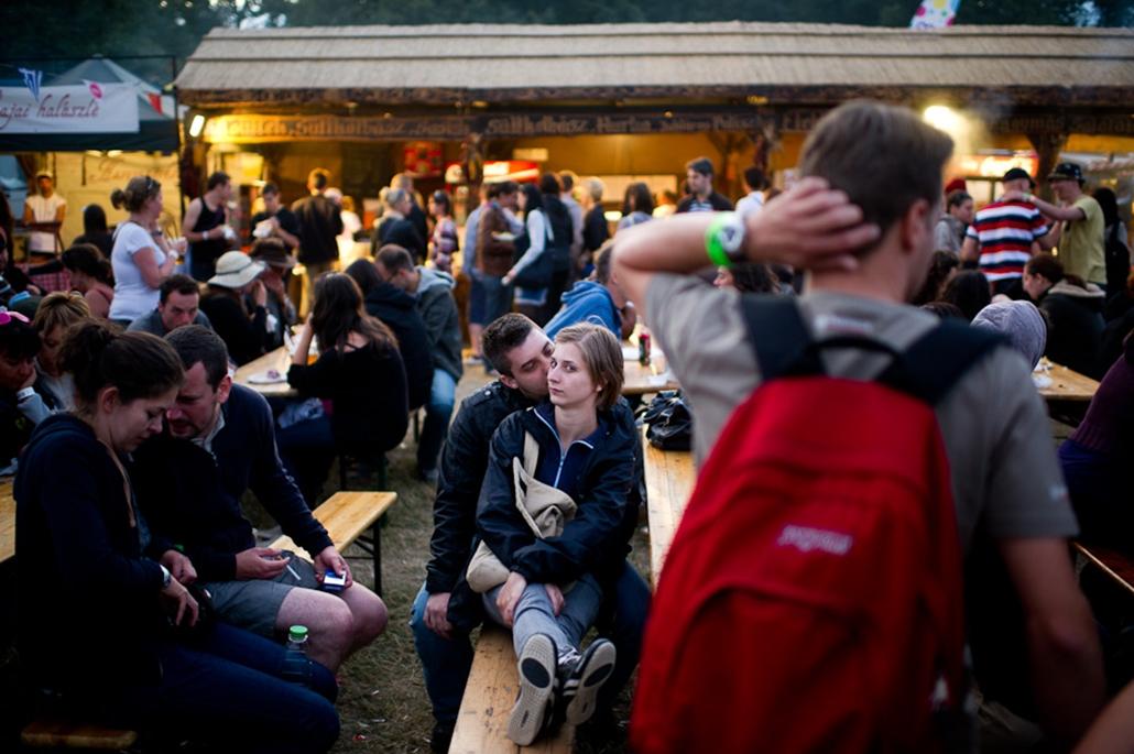 VOLT fesztivál 2011 Sopron nagyítás