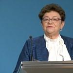 Müller Cecília: Orvosi javaslatra kaphat másik típusú vakcinát, akinek az első adag után súlyos reakciója volt