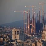 Elvileg már csak nyolc év kell a Sagrada Família befejezéséhez