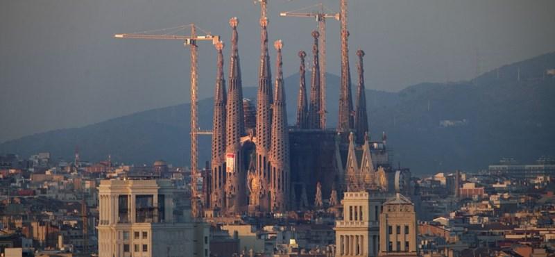 Örömhír jött, 130 év után befutott a Sagrada Familia építési engedélye
