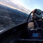 Izrael lelőtt egy szíriai vadászgépet