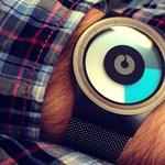 Futurisztikus minimalizmus: óra a jövőből