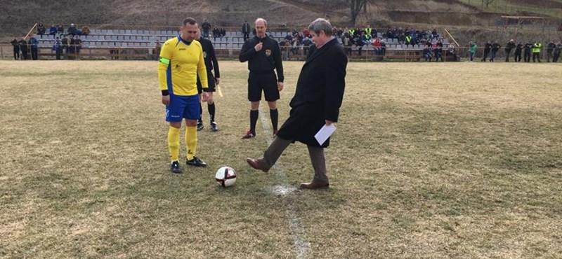 3,3 milliárd került Tállai focicsapatához