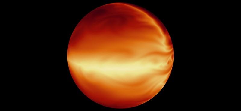 Négy új forró exobolygót fedeztek fel, az egyiken 1826 Celsius-fok az átlaghőmérséklet