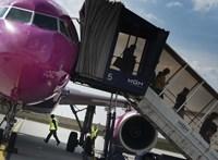 Koronavírusos beteget találtak két nemzetközi Wizz Air járaton