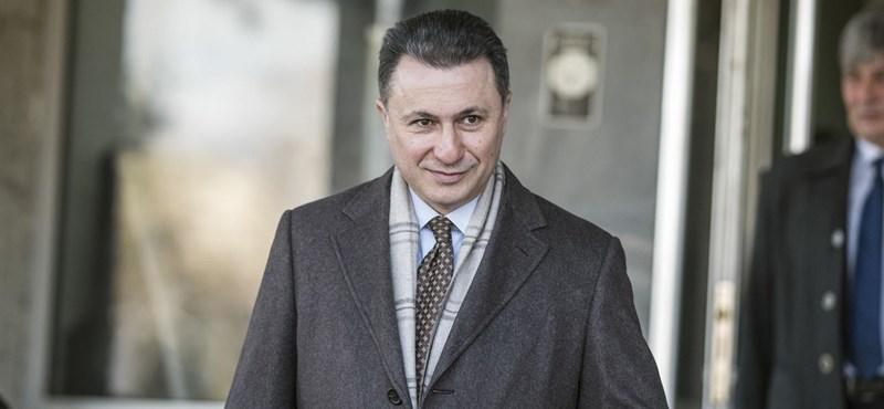 Már nem képviselő a gazdasági bűncselekmények miatt elítélt volt macedón kormányfő