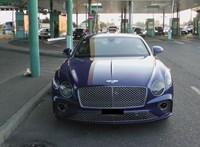 Ebből a svájci Bentleyből nem lesz most a Balkánon úri használt autó