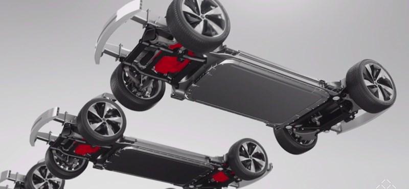 Összeállt két nagy japán autógyártó, hogy elektromos autót fejlesszenek