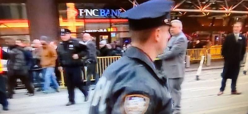 Ez a videó terjed a Twitteren a New York-i robbanás pillanataként