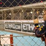 Ahogy még soha nem hívták: Vettel, a Forma-1 szivacsa