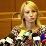 Leállíttatnák a Malina Hedvig elleni eljárást szlovák képviselők