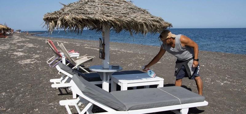 Görögországba készül? Vigyen magával maszkot