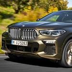 Hivatalos: 530 lóerővel támad a teljesen új BMW X6