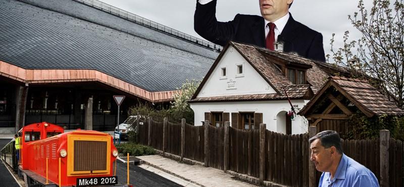 Orbán Viktor szegényebb lett és odaajándékozta egyik felcsúti ingatlanát a fociakadémiának