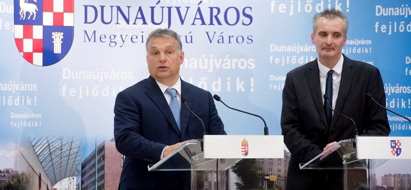 Nyert a Fidesz Dunaújvárosban