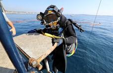 Titkokat rejt az Adriai-tenger: víz alatti településre bukkantak a horvátok