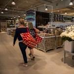 Használt bútorokat árul az IKEA