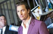 Matthew McConaughey nagyon boldoggá tett pár nyugdíjast