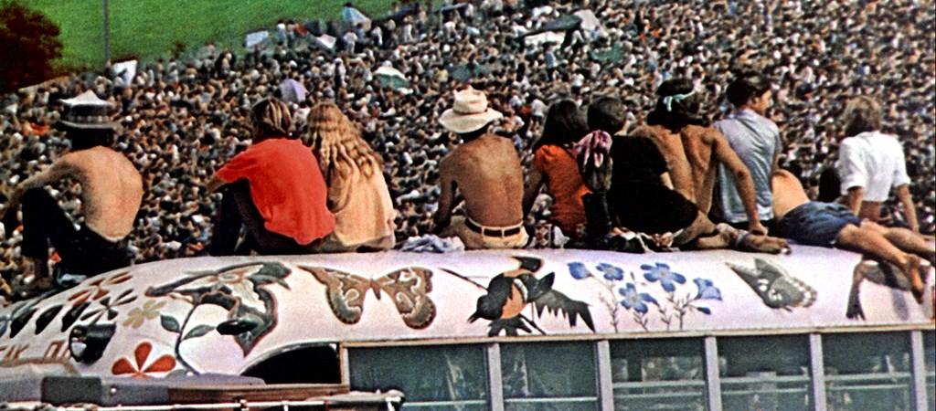 Kihaló feleink - avagy ilyen volt Woodstock 50 éve