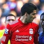 Suárez megúszta: nem fogott kezet, de nem kapott büntetést