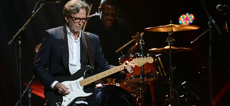 Eric Clapton valószínűleg elveszíti a hallását