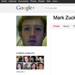 Nézze meg a Facebook alapító Google+ oldalát