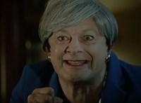 Gollamként meditál Theresa May a Brexitről egy paródiában