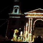 Videó: gigantikus mozivászonná vált a Bazilika a gyásznapon, és fantasztikus volt a fényfestés
