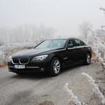 BMW 7 teszt: takarékos terminátor