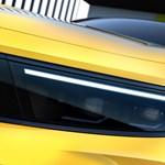 Részleteiben már megmutatták az új Opel Astrát