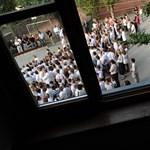 Középiskolai felvételi 2013: majdnem minden diák bejutott