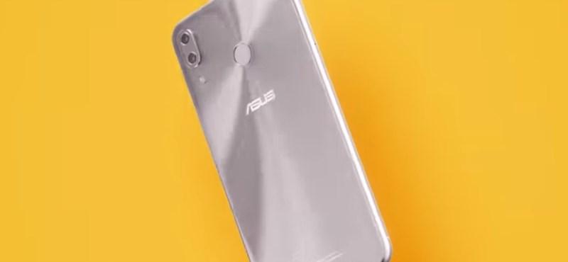 iPhone X-klónt csinált az ASUS, és fele áron adja