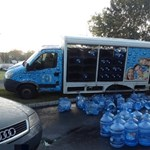 Egy részeg lengyel férfi hajnalban ellopott egy vízszállító autót Dunakeszin