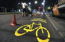 30 kilométeres kerékpárút épül Angyalföldtől Rákoskeresztúrig