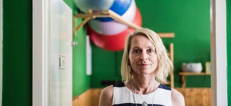 Czeizel Barbara: Abban a pillanatban felállok, hogy politikai nyomás nehezedik rám