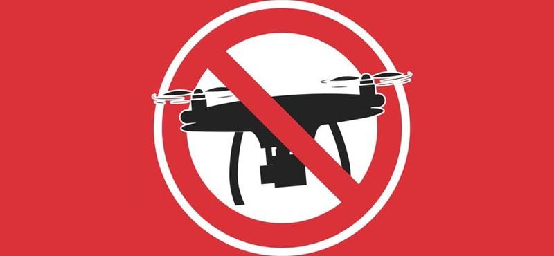 54 millió forintnyi bírságot gyűjtött össze egy amerikai drónpilóta